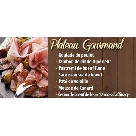 Plateau Charcuterie Gourmand