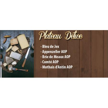 Plateau Fromage Délice