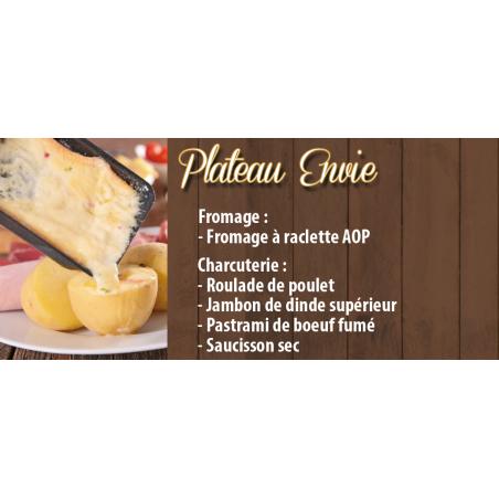 Plateau Raclette Envie