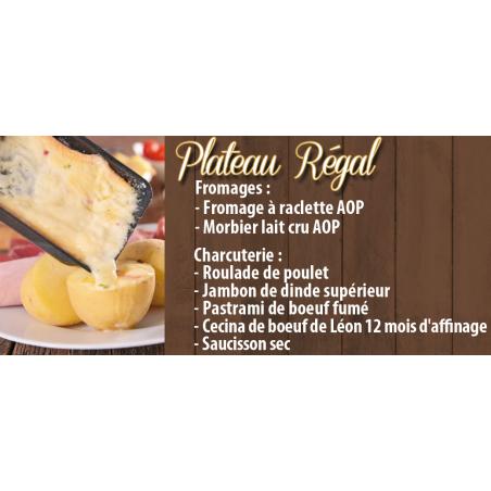 Plateau Raclette Régal