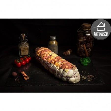 Roti de veau orloff maison